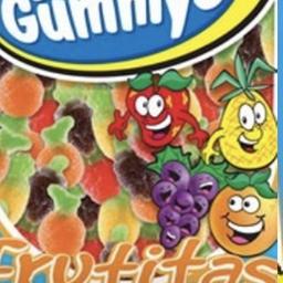 Gomitas de frutitas aciditas