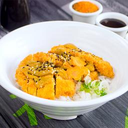 Chicken Katsu Karey