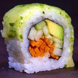 Manchego Veggie Roll