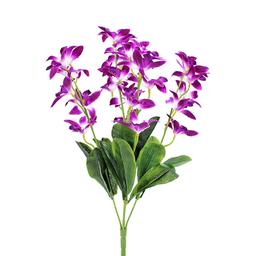 Bush Fino Orquídea X5 56 cm Morado