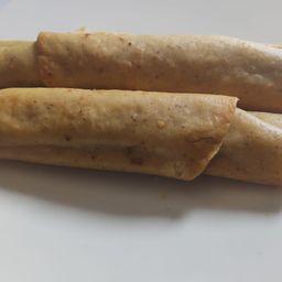 Flautas Michoacanas