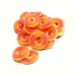 Gomitas de Aro Sabor Durazno