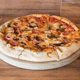 Pizza de Jamón Deluxe