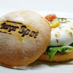 Burger Burrata