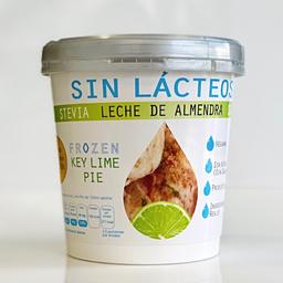 Frozen Helado Key Lime Pie