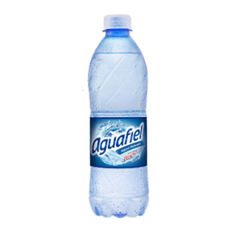 Agua Aguafiel Natural 500 Ml