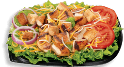 Ensalada Chargrilled Chicken