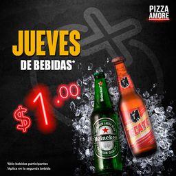 Jueves de Bebidas
