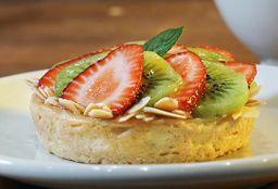 Tarta Fresa-kiwi