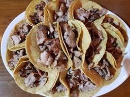 Kilo de Tacos Carne Arabe