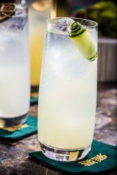 Limonada con Pepino