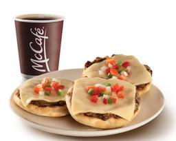 McMolletes y Café