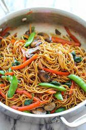 Noodles Szechuan