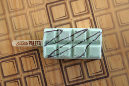 Paleta de Menta-Chocolate
