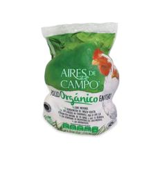 Pollo Orgánico Aires de Campo Entero