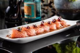 Sashimi de Salmón Miso