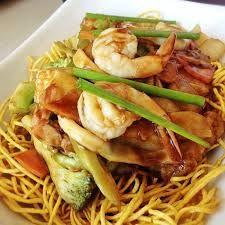 Chow Mein Mixto