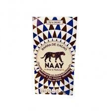 Chocolate Naay sin Azúcar con Almendra