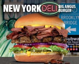 New York Deli Thickburger