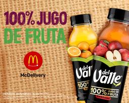 McTrio Desayuno + Jugo Del Valle