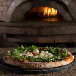 Pizze Melanzane e Formaggio