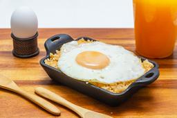 Arroz Grande con Huevo