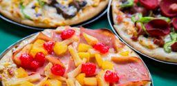 Pizza familiar 28% OFF