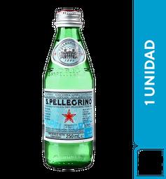 Agua San Pellegrino 250 ml