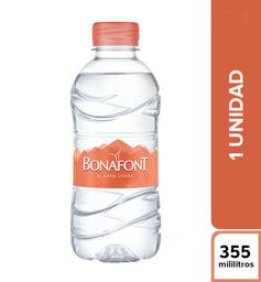 Agua Bonafont 355 ml