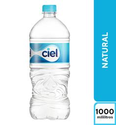 Agua Ciel Natural 1L