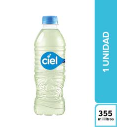 Agua Ciel Limón 355 ml