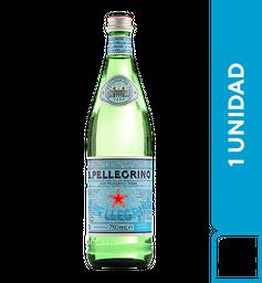 Agua San Pellegrino Mineral 750 ml
