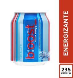 Boost Bebida Energética 235 ml