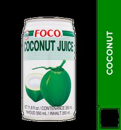 Jugo Foco Coconut 350 ml