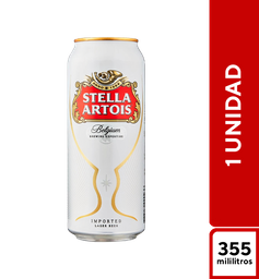 Stella Artois Belgium Lager 355 ml
