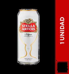 Cerveza Stella Artois Belgium Lager 355 ml