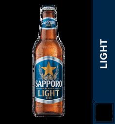 Sapporo Light 355 ml