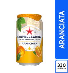 San Pellegrino Naranja 330 ml