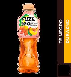 Fuze Tea Negro Durazno