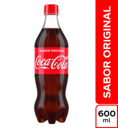 Coca Cola Original 600 ml