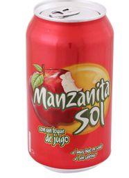 Manzanita Sol 355 ml.