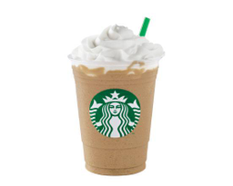 Mocha Blanco Frappuccino