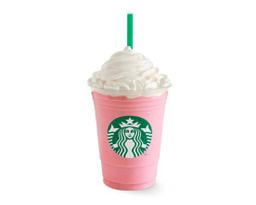 Fresa Cream Frappuccino