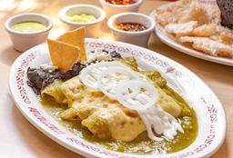 Enchiladas Verdes