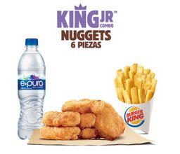 King Jr Nuggets 6 pzas