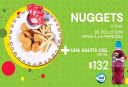 Nuggets 8 pzas