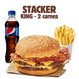 Mega Stacker King 2 Carnes