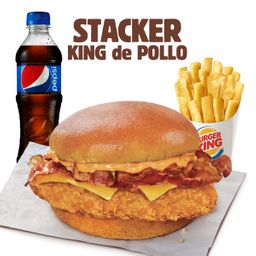 Mega Stacker Crispy King