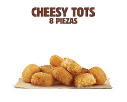 8 Cheesy Tots