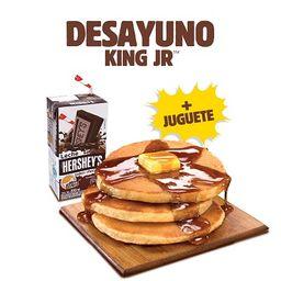 Desayuno King Jr